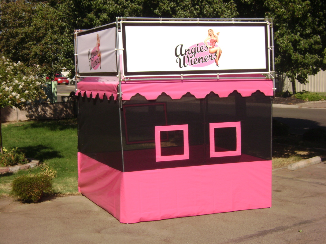 Food booth and Vendor booth promotional prices  Food Booth TentsBy A