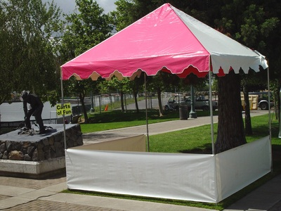 Vendor Booth Promotional Pricing Food Booth Tents By A
