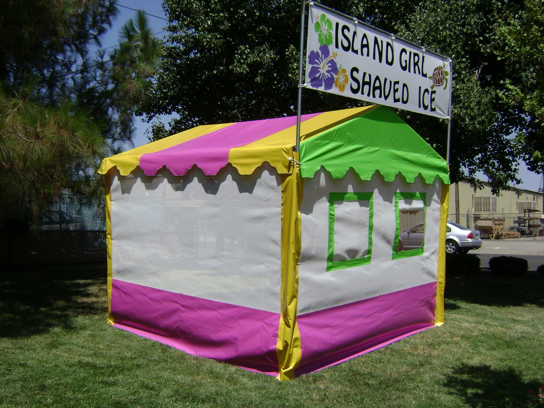 Food Booth Tents Food Booth Tents By A Amp L Products Inc
